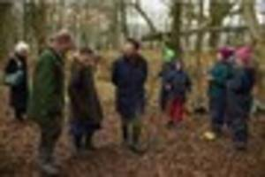 Princess Anne helps Farms for City Children celebrate 40th...