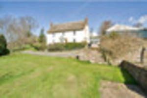 property of the week: mid devon farmhouse with 20 acres for sale