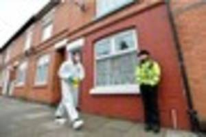 leicester murder probe: woman's body found in suitcase in...