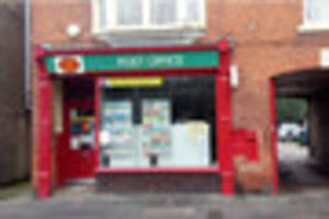 Mountsorrel post office raid: Man injured after 'baseball bat...