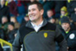 nigel clough would bring sense of harmony to nottingham forest,...