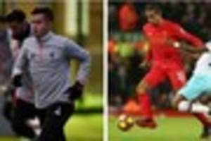 Plymouth Argyle v Liverpool: Coutinho in and Matip out for the FA...