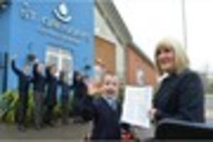 VIDEO: St Gregory's Catholic Academy in Longton is among the best...