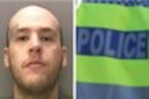 Police hunt assault suspect Sam Downes who could be in Walsall