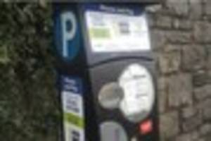 New 3p cashless payment system rolled out to parking machines