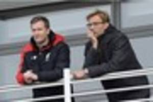 former exeter city boss alex inglethorpe prepping liverpool...