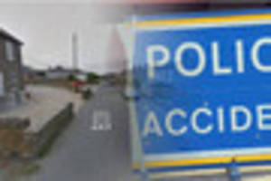 80-year-old dies after crash with parked car in pendeen