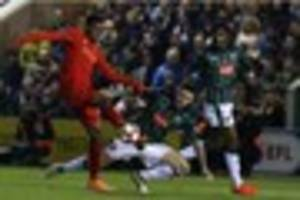 Plymouth Argyle put up a marvellous fight but bow of FA Cup to...