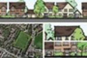 More cars will mount pavements in Longlevens if house plans go...