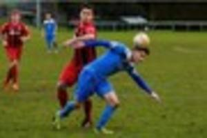 Larkhall Athletic hit for double figures by Taunton Town and make...