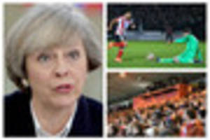 even the prime minister is delighted by the imps' fa cup win
