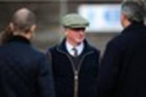 Cheltenham Festival Gold Cup hope Alary to make Colin Tizzard bow...