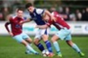 taunton town notch 11th win in a row after putting ten past...