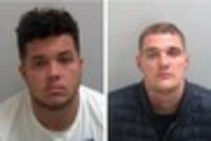billericay cocaine dealers jailed for more than 12 years after...
