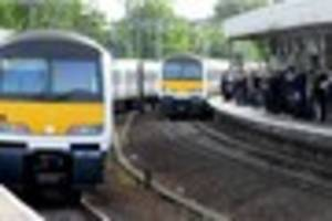 Chelmsford train station fight leaves man injured after brawl...