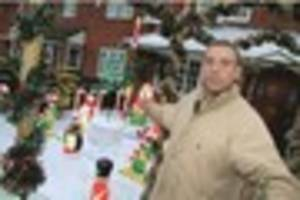 New Addington Christmas lights organiser admits taking indecent...