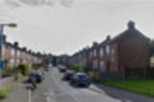 A man has been arrested after a girl was 'inappropriately'...