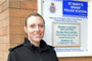 Former Swadlincote cop takes over inspector role at St Mary's...