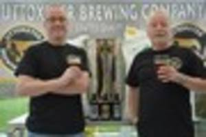 uttoxeter brewing company set to launch beers inspired by town...