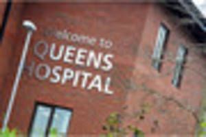 WATCH: Burton's Queen's Hospital bosses say 'there's no place...