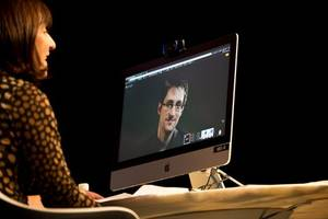 Edward Snowden allowed to stay in Russia for 'a couple more years'