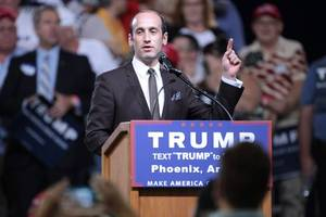 Stephen Miller: the aide 'who helped Trump find his voice'