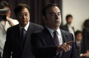 the latest: nissan chief says may speech has changed nothing