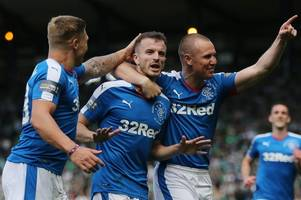 rangers midfielder andy halliday says the scottish cup is vital to the ibrox side after hampden final defeat to hibs