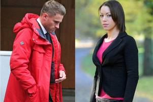 rape victim 'badly let down by criminal justice system' before verdict against footballers david goodwillie and david robertson