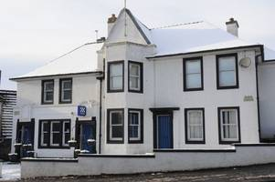 Strathaven's former police station is put up for sale for £150,000