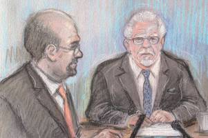 Rolf Harris asked young girl Do you often get molested on a Saturday morning?, court hears