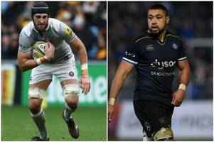 Bath fans' fury at Wales Six Nations call-ups for 'injured' Taulupe Faletau and Luke Charteris