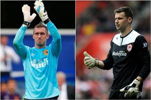 The full story on Cardiff City target Allan McGregor and his rivalry with fellow Hull City and Scotland 'keeper David Marshall