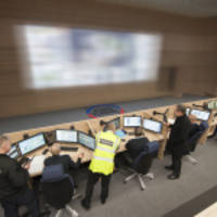 New Security Control Centre for Eurotunnel
