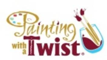 painting with a twist raises nearly $106,000 for vera bradley foundation for breast cancer