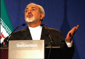 watch live: zarif discusses iran's future foreign policy