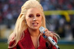 Report: Lady Gaga Asked Not to Talk Politics During Super Bowl Show
