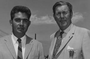 Bill Moss, who assisted Bill France with creation of Talladega Superspeedway, passes away