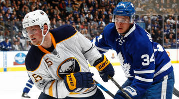 Maple Leafs' rebuild outpacing that of rival Sabres