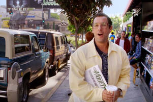 Adam Sandler is a clueless talent agent in Netflix's new 'Sandy Wexler' teaser