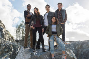 Everything we know about the new Power Rangers movie