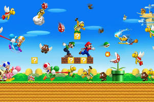 'super mario run' will (finally) land on android in march