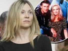 melrose place star amy locane reveals her prison ordeal