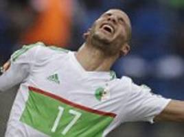 Algeria 1-2 Tunisia: Report