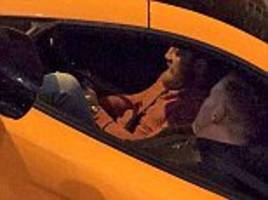 Conor McGregor stopped by police in McLaren sports car