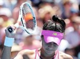 heather watson squanders five match points in defeat