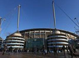 Man City given extra week to answer FA anti-doping charge