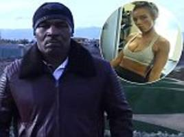 Mike Tyson releases diss track targeting Floyd Mayweather