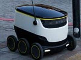 Robot delivery bots hit the streets in California and DC