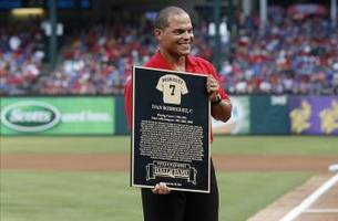 texas rangers news: ivan rodriguez is hall of fame bound